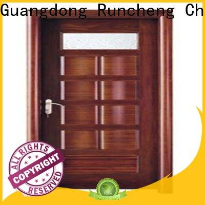 Runcheng Chuangzhan eco-friendly bathroom door design factory for offices
