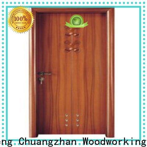 Runcheng Chuangzhan eco-friendly bathroom door options factory for hotels