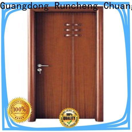 Runcheng Chuangzhan door steel bedroom door supply for offices
