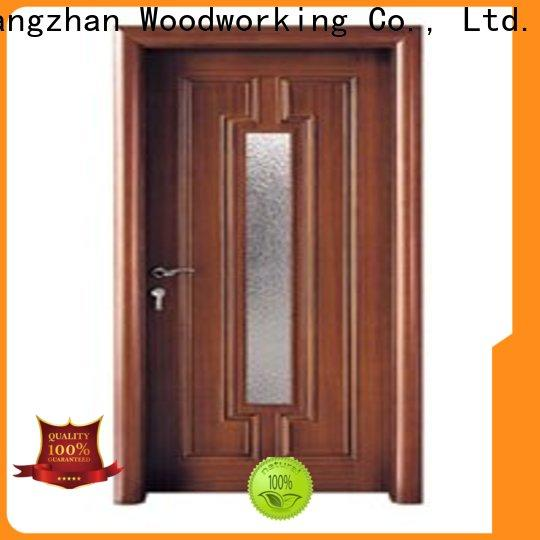 Runcheng Chuangzhan Wholesale glazed wood door for business for homes