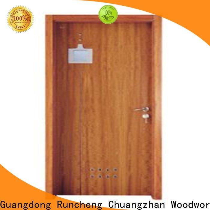 Runcheng Chuangzhan Wholesale best door for bathroom manufacturers for homes