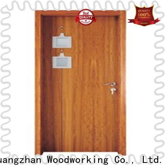 Runcheng Chuangzhan Custom interior glazed doors suppliers for offices