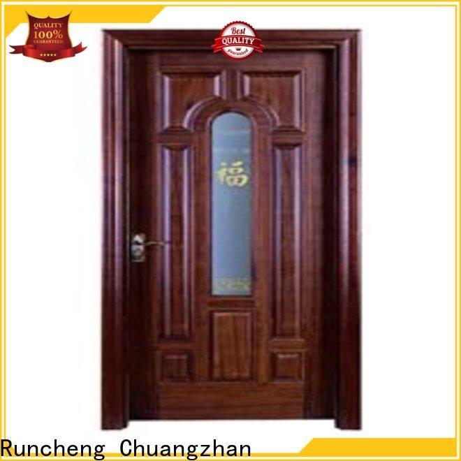 Runcheng Chuangzhan door bedroom door cost company for indoor