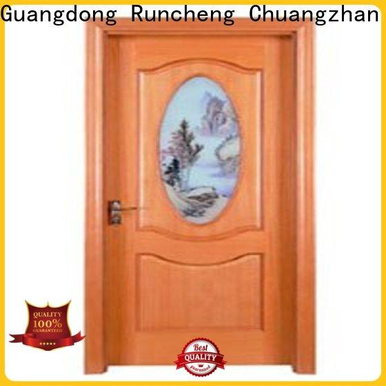 Runcheng Chuangzhan bedroom solid bedroom doors factory for villas