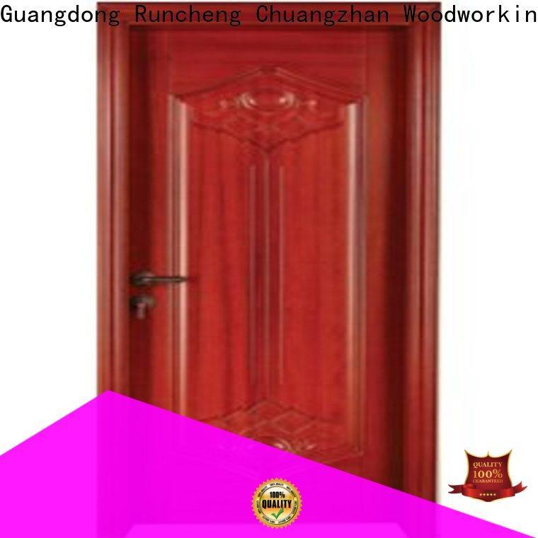 Runcheng Chuangzhan High-quality standard bedroom door factory for villas