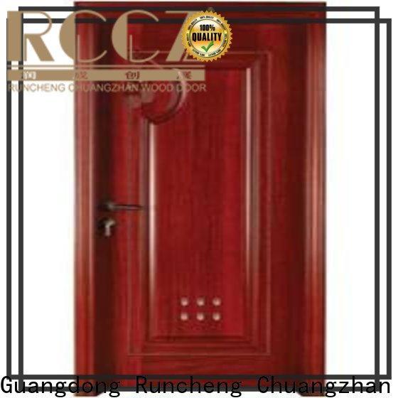 Runcheng Chuangzhan Latest best door for bathroom factory for indoor