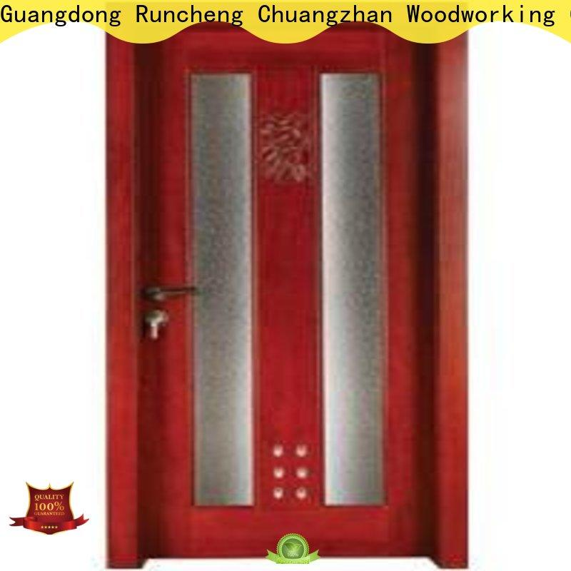 Runcheng Chuangzhan High-quality best door for bathroom supply for indoor