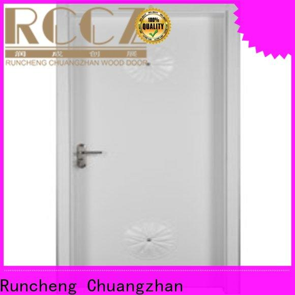 Runcheng Chuangzhan durability solid bedroom doors for business for offices