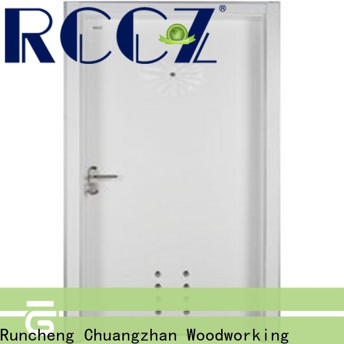 Runcheng Chuangzhan door new bathroom door suppliers for villas