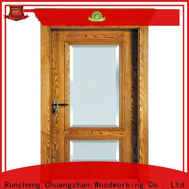 Runcheng Chuangzhan roman wood veneer panels supply for villas
