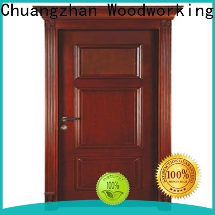 Wholesale solid wood compound door bedroom factory for hotels