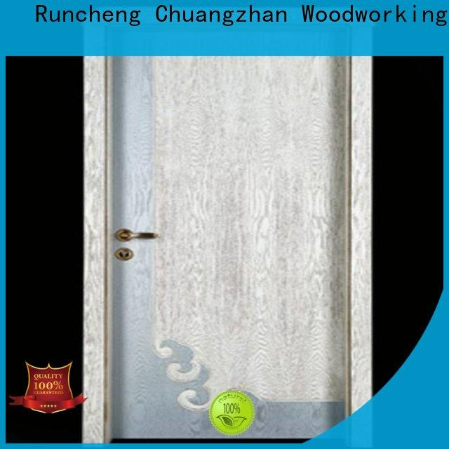 Runcheng Chuangzhan Latest wooden door suppliers for indoor