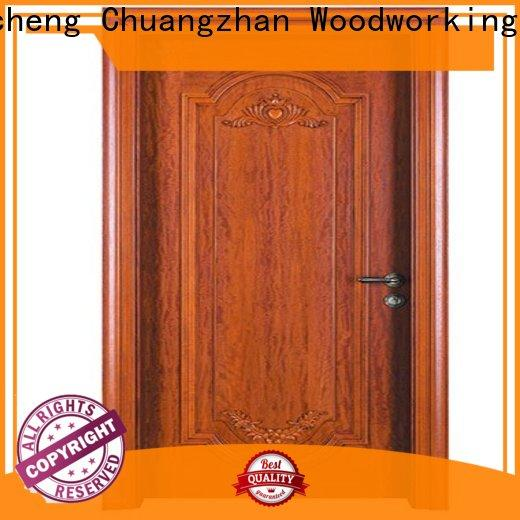 Runcheng Chuangzhan High-quality wooden bifold doors supply for indoor