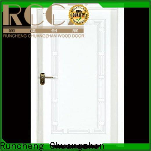 Runcheng Chuangzhan discount doors supply for hotels