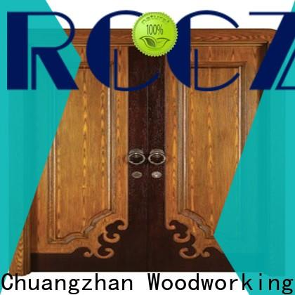 Runcheng Chuangzhan auspicious main door designs for home factory for offices