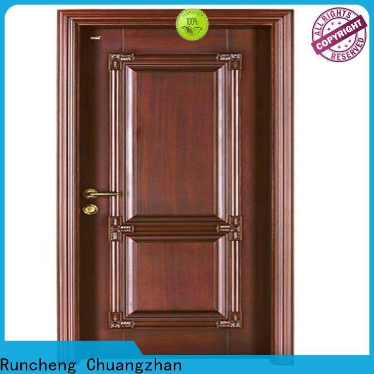 New discount doors wooden manufacturers for indoor