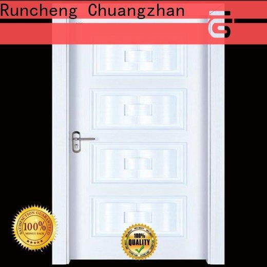 Runcheng Chuangzhan Wholesale wooden bifold doors for business for villas