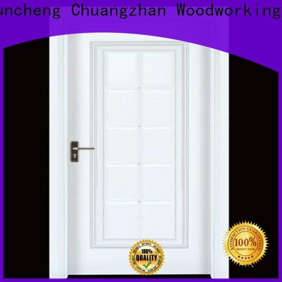 Runcheng Chuangzhan wooden wooden bifold doors factory for hotels