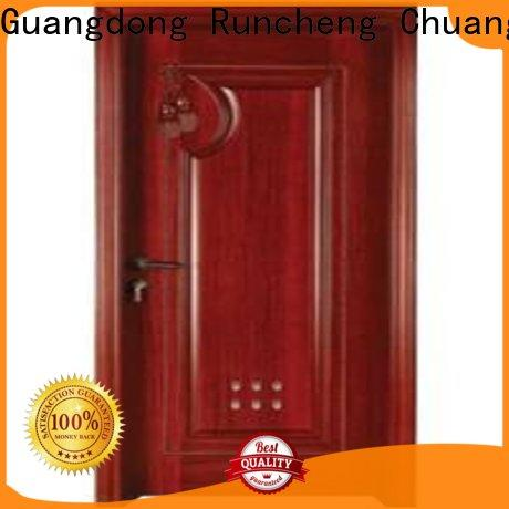 Runcheng Chuangzhan New bathroom doors online suppliers for hotels