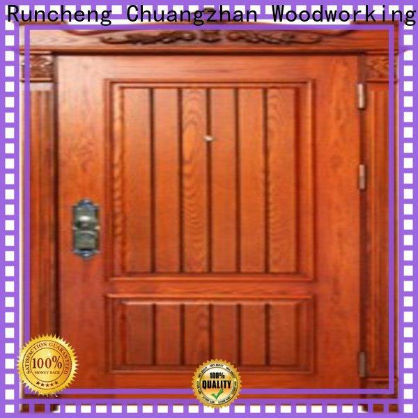 Best metal wood door wood company for hotels