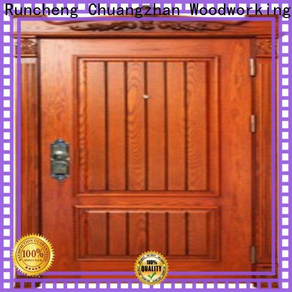 Best metal wood door wood company for hotels