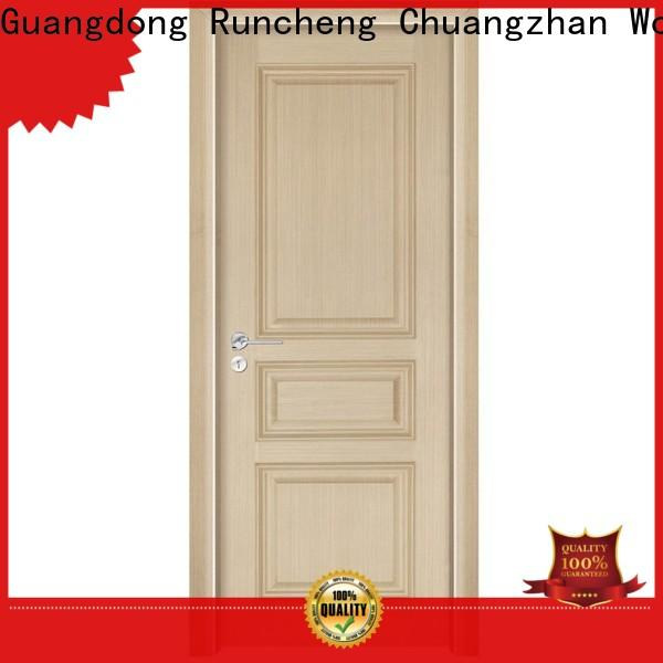 Runcheng Chuangzhan wooden wooden moulded doors company for hotels