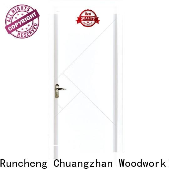High-quality solid mdf doors wooden manufacturers for hotels