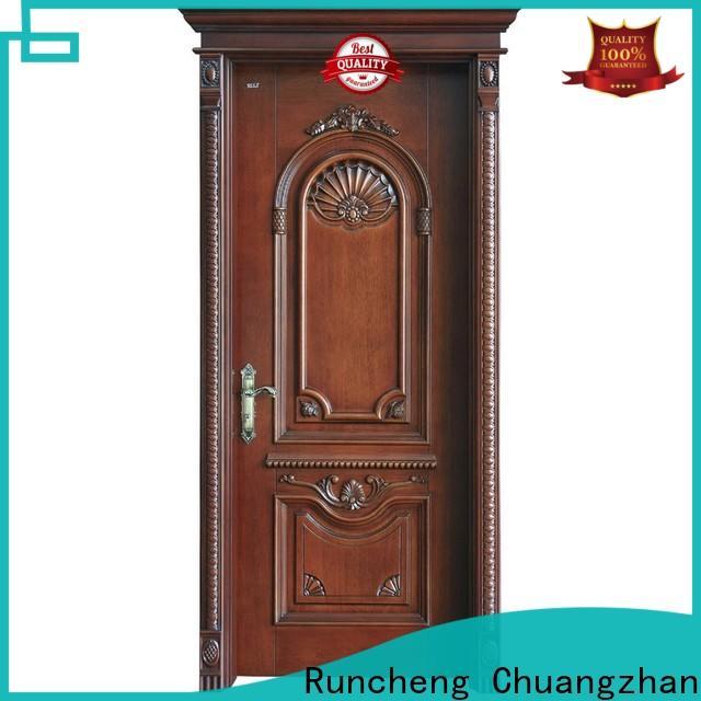 New rosewood composite door supply for indoor