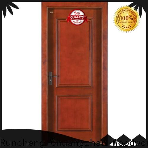 Runcheng Chuangzhan Custom solid wood door designs company for homes