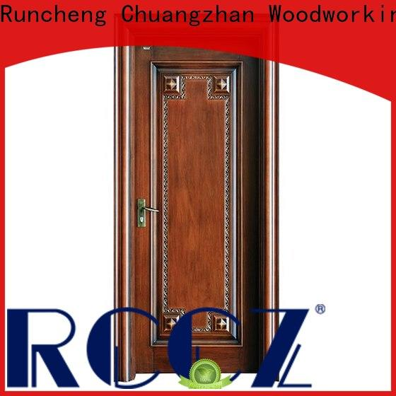 Runcheng Chuangzhan New wood composite front doors company for offices