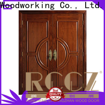New external solid hardwood doors manufacturers for indoor