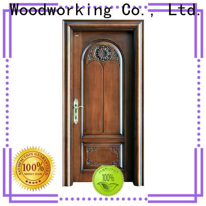 Runcheng Chuangzhan solid wood doors for business for homes