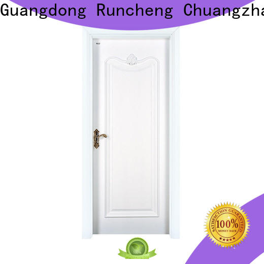 Top solid hardwood doors exterior factory for hotels