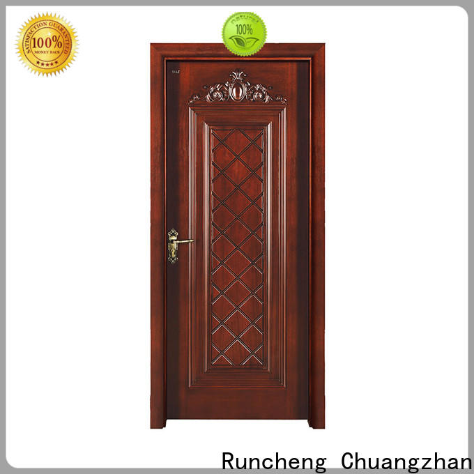 Runcheng Chuangzhan Top modern exterior doors suppliers for homes