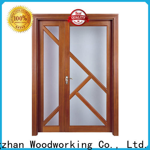 Custom contemporary exterior doors manufacturers for hotels