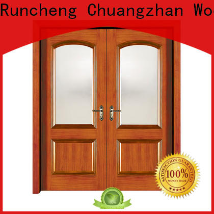 Runcheng Chuangzhan exterior home doors company for indoor