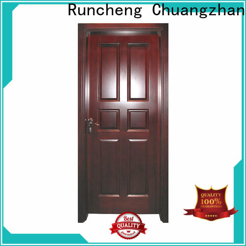 Runcheng Chuangzhan interior wood doors company for offices