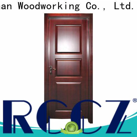 Runcheng Chuangzhan hardwood internal doors supply for indoor