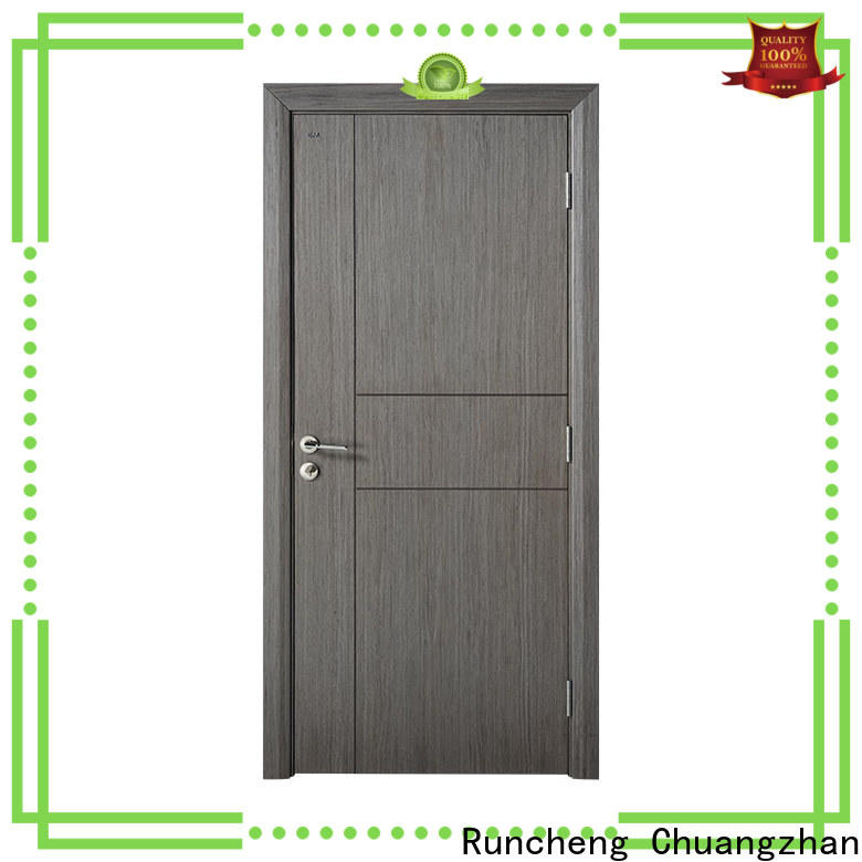 Wholesale modern interior wooden doors manufacturers for hotels