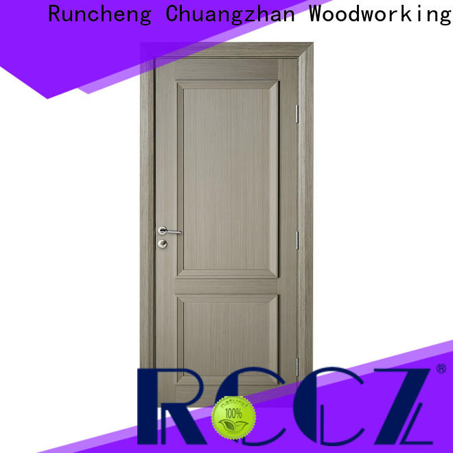 Runcheng Chuangzhan custom made interior doors suppliers for hotels