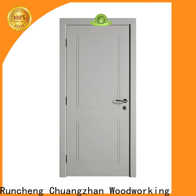 Runcheng Chuangzhan High-quality custom wood doors manufacturers for hotels