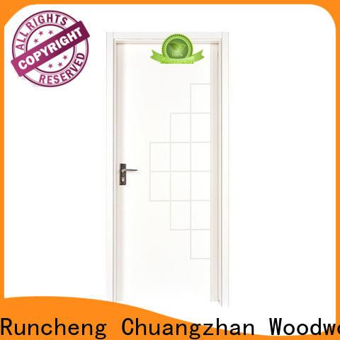 Wholesale new wood door design factory for villas