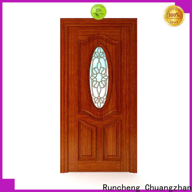 Runcheng Chuangzhan exterior home doors factory for villas