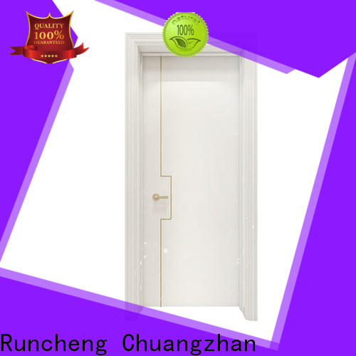 Runcheng Chuangzhan Latest single wood door design company for homes