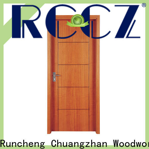 Top custom solid wood interior doors suppliers for offices