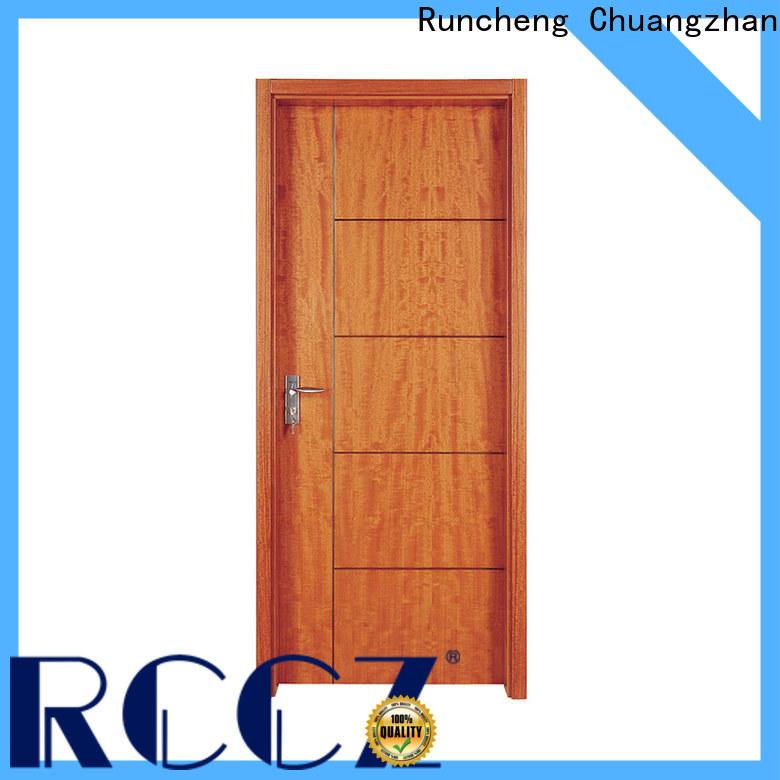 Top interior wood door design manufacturers for offices