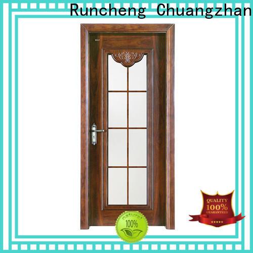Runcheng Chuangzhan Top simple wooden door design supply for offices