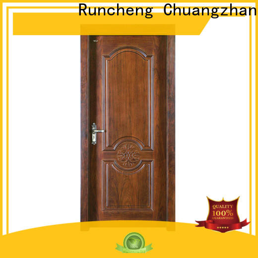 Wholesale solid wood internal doors factory for hotels