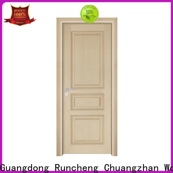 Runcheng Chuangzhan residential wooden doors for business for hotels