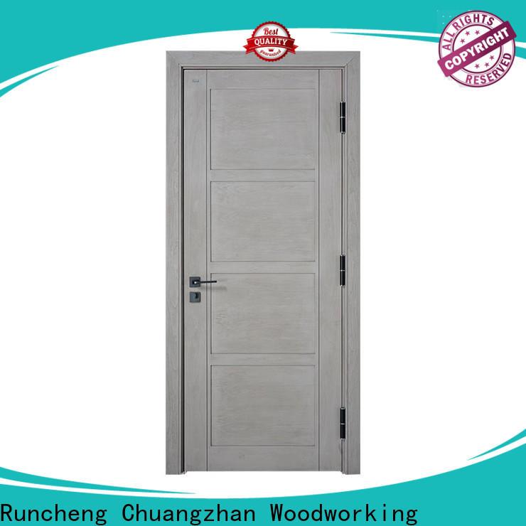 Runcheng Chuangzhan Top new wood door factory for villas